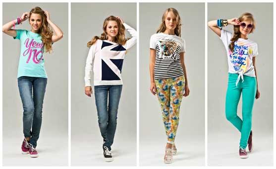 Майки и футболки для девочек - модные тенденции 2017 (в раздел Мода, модные тенденции)