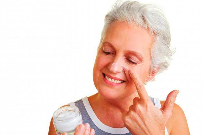 Уход за кожей лица после 45 – 50 лет
