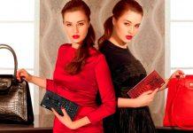 женские кожаные кошельки